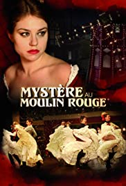 Mystery at the Moulin Rouge Poster