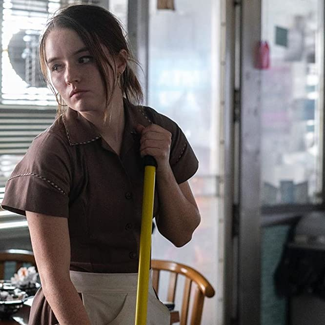 Kaitlyn Dever in Monsterland (2020)