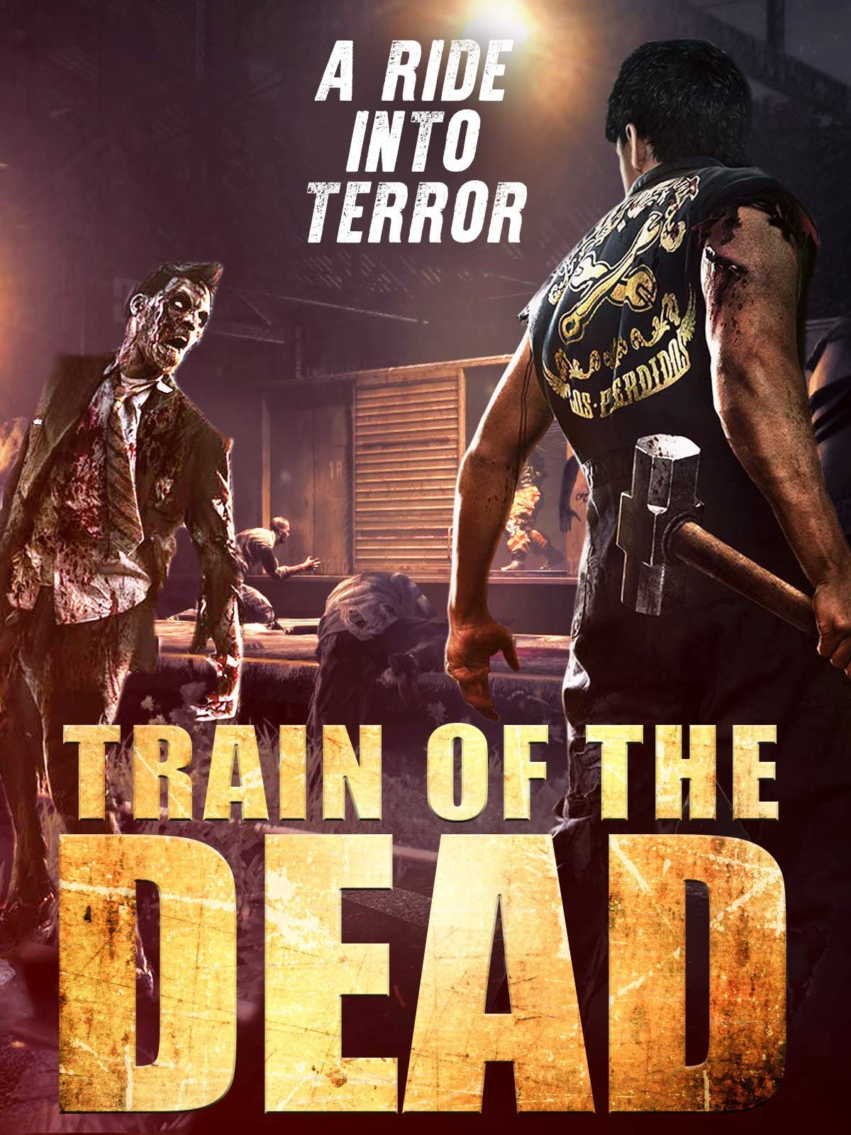Train of the Dead (2007) Hindi Dubbed