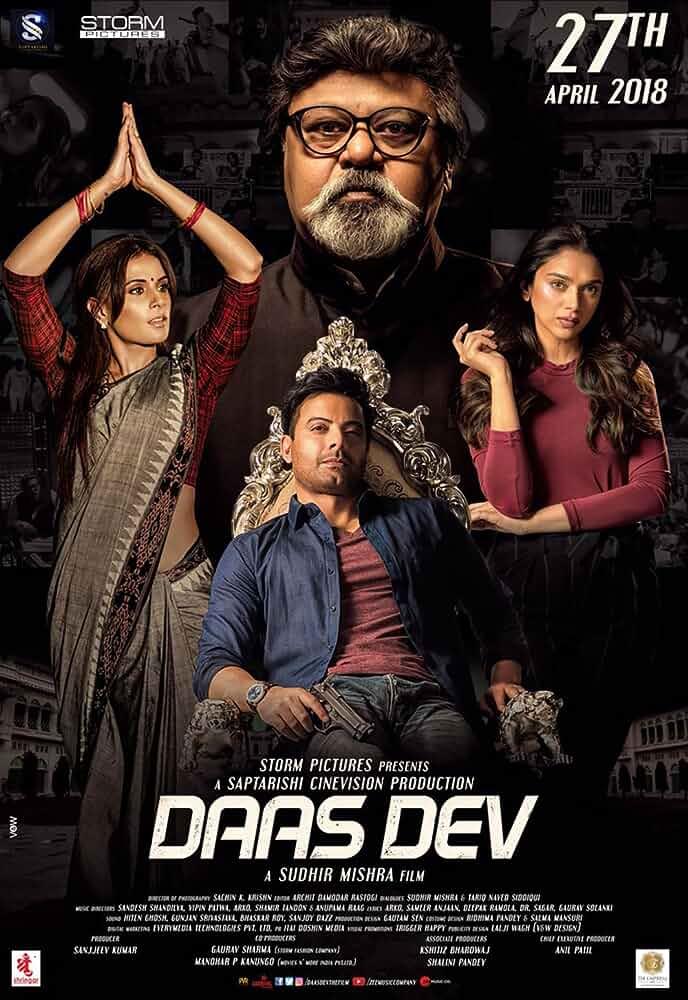 Daas Dev (2018) Hindi 720p WEB-HD 700MB