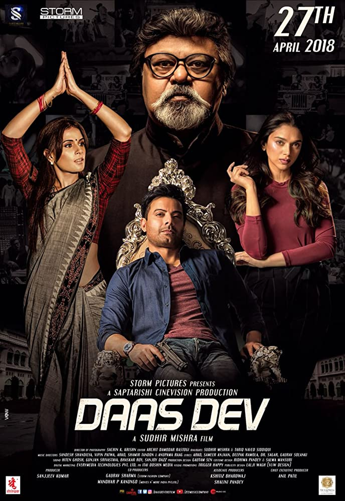 Daas Dev (2018) WEBRip [1080p-720p-480p] Hindi x264 AAC