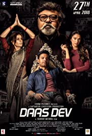 Daas Dev (2018) Hindi HDTVRip 700MB AAC MKV
