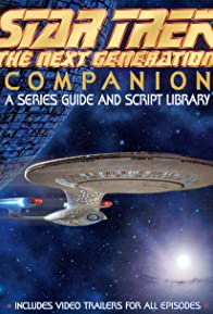 Primary photo for Star Trek: The Next Generation Companion