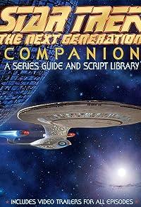 Primary photo for Star Trek: The Next Generation Companion