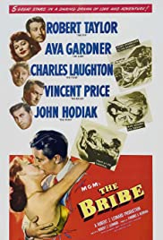 The Bribe (1949) Poster - Movie Forum, Cast, Reviews