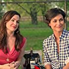 """Still of Danielle Bisutti and Morena Baccarin in """"Back in the Day"""" 2014"""
