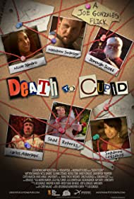 Carlos Alazraqui, Donovan Scott, Suzanne Cotsakos, Nicole Dambro, Matthew Swanson, and Shad Roberts in Death to Cupid (2015)