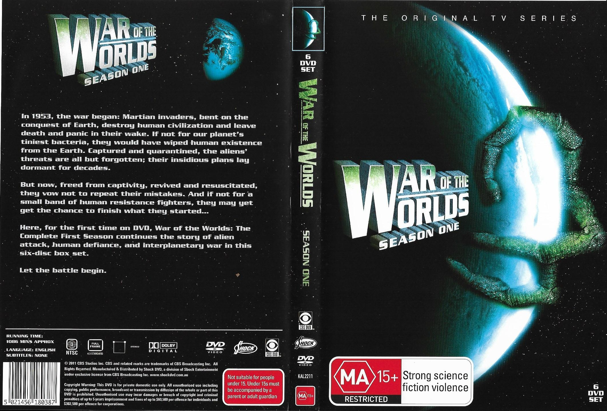 War of the Worlds (1988)