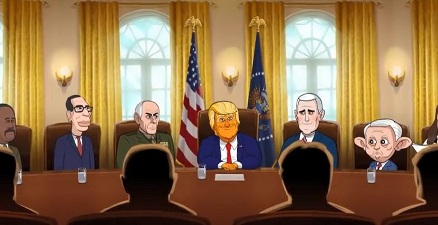 Our Cartoon President (2018) Online Subtitrat in Romana