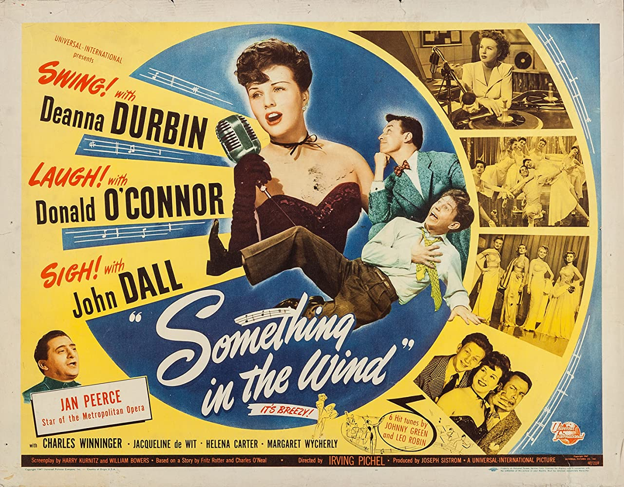 Image result for something in the wind 1947