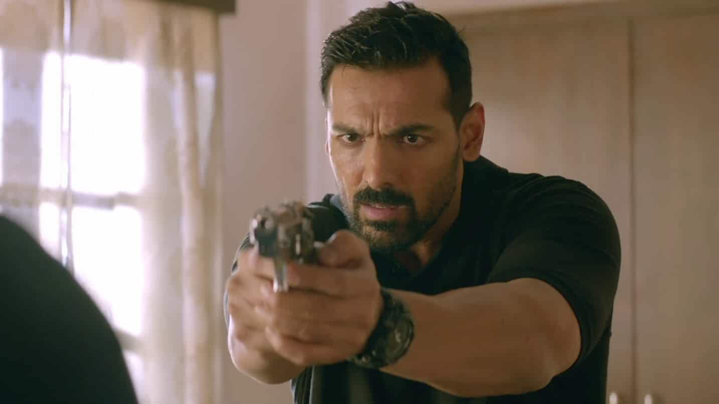 John Abraham in Parmanu: The Story of Pokhran (2018)