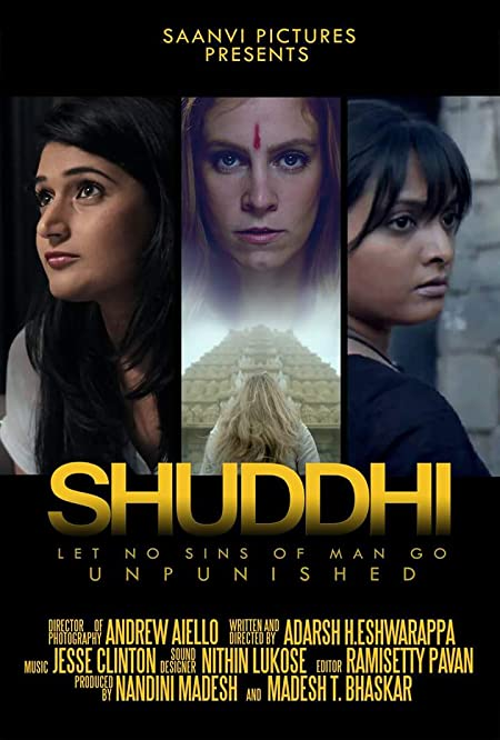 Shuddhi (2017) Kannada HD-Rip - 480P | 720P - x264 - 400MB | 700MB - Download & Watch Online With Subtitle Movie Poster - mlsbd