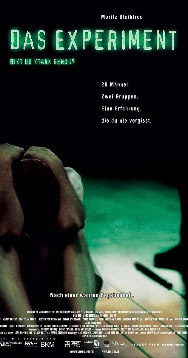 The Experiment (2001) - IMDb