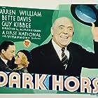 Bette Davis, Guy Kibbee, and Warren William in The Dark Horse (1932)