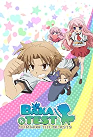 Baka and Test Poster