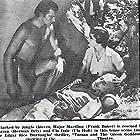 Frank Baker, Bruce Bennett, and Ula Holt in Tarzan and the Green Goddess (1938)
