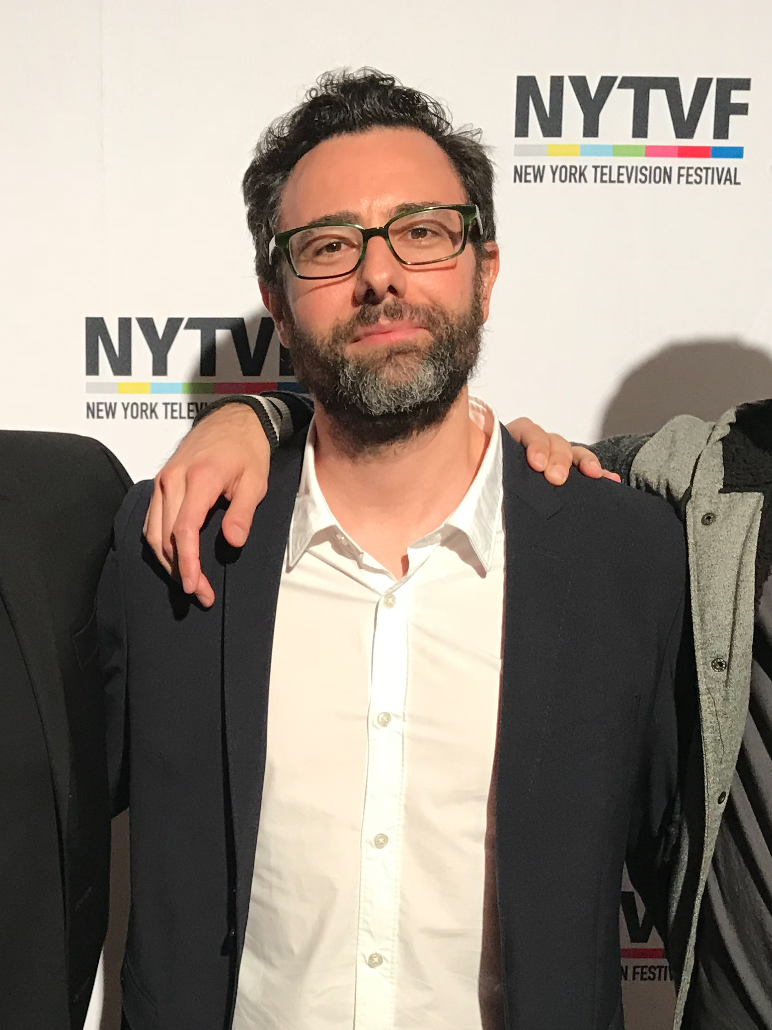 Jeff Galfer at the New York Television Festival