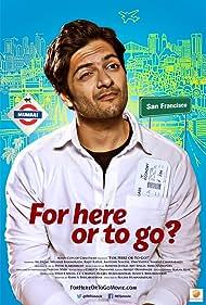 Ali Fazal in For Here or to Go? (2015)