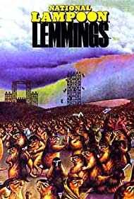 National Lampoon Television Show: Lemmings Dead in Concert Poster - Movie Forum, Cast, Reviews