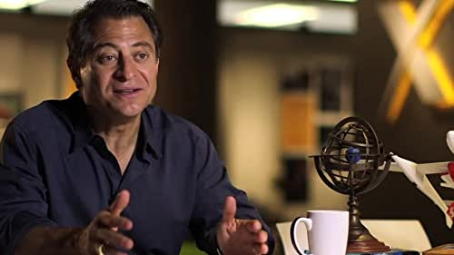 """Peter Diamandis dreamed of outer space his whole life. But since the days of his childhood, when the Apollo program was at its height, America's excitement for the exploration of space has waned, even if Peter's obsession never did.  So Peter set out to find a way to kick-start the next evolution of spaceflight, inspiring people all over the world to look to the stars again. """"Visioneer"""" tells the story of Peter's vision to create the XPRIZE, a $10 million contest meant to encourage the creation of new space vehicles and a whole new space industry.  Through hard work, passion, and a never-say-die attitude, Peter and his colleagues managed to overcome hurdle after hurdle to create the Ansari XPRIZE and help usher in a new era of private spaceflight."""
