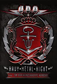 Primary photo for U.D.O.: Navy Metal Night