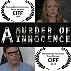 Frank Chiesurin and Rachel MacMillan in A Murder of Innocence (2018)