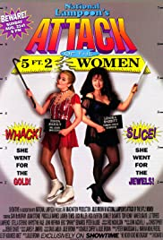Attack of the 5 Ft. 2 Women Poster
