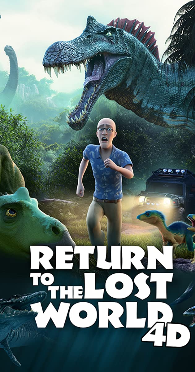 Return To The Lost World 2017 Imdb