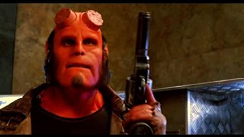 Trailer for Hellboy