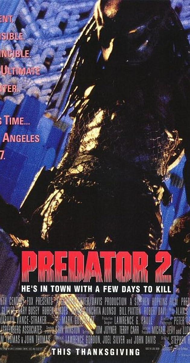 Subtitle of Predator 2