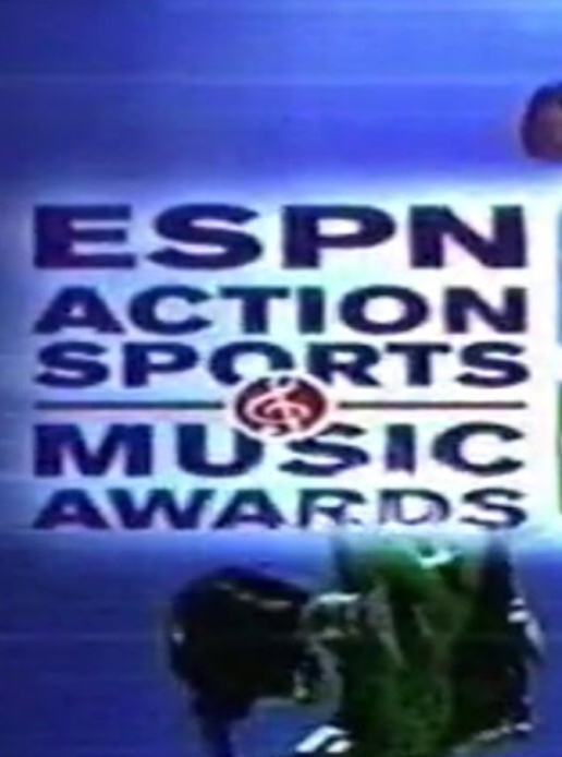 Espn Action Sports And Music Awards 2002