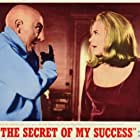 Honor Blackman and Lionel Jeffries in The Secret of My Success (1965)