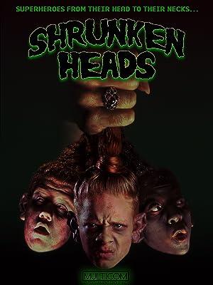 Where to stream Shrunken Heads