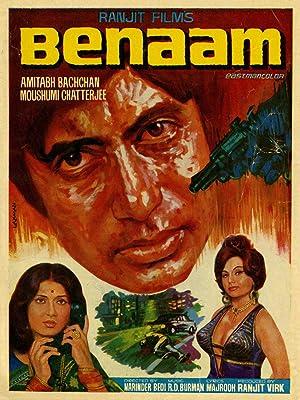 Benaam movie, song and  lyrics