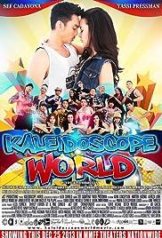 Kaleidoscope World Poster