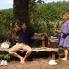 Thore Lüthje and Antonia Jungwirth in Rote Rosen (2006)
