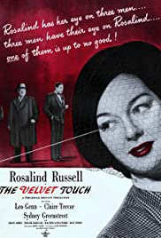 The Velvet Touch Poster