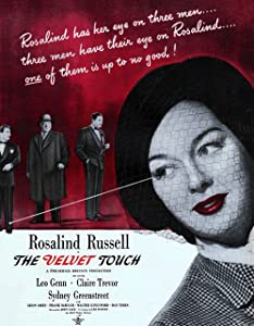 Share movie downloads The Velvet Touch [XviD]