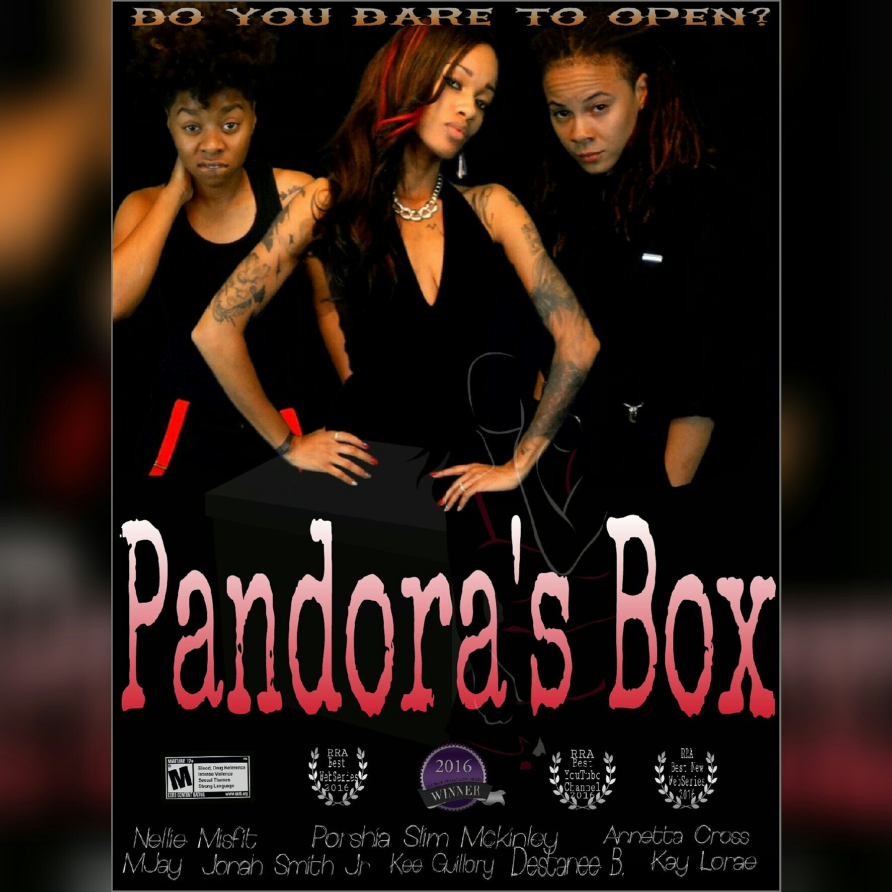 theme of pandoras box