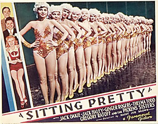 Sitting Pretty (1933)