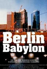 Berlin Babylon(2001) Poster - Movie Forum, Cast, Reviews