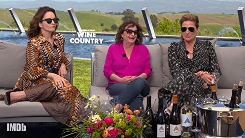 Amy, Tina, and Maya Pick Their 'Wine Country' Comedy Pairings