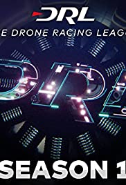 Drone Racing League: Level 1 - Miami Lights Poster