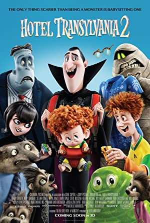 Download Hotel Transylvania 2 Dual Audio {Hindi-English} 480p [400MB] || 720p [990MB]