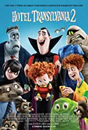 Hotel Transylvania 2 2015 BRRip 720p Dual Audio Hindi English