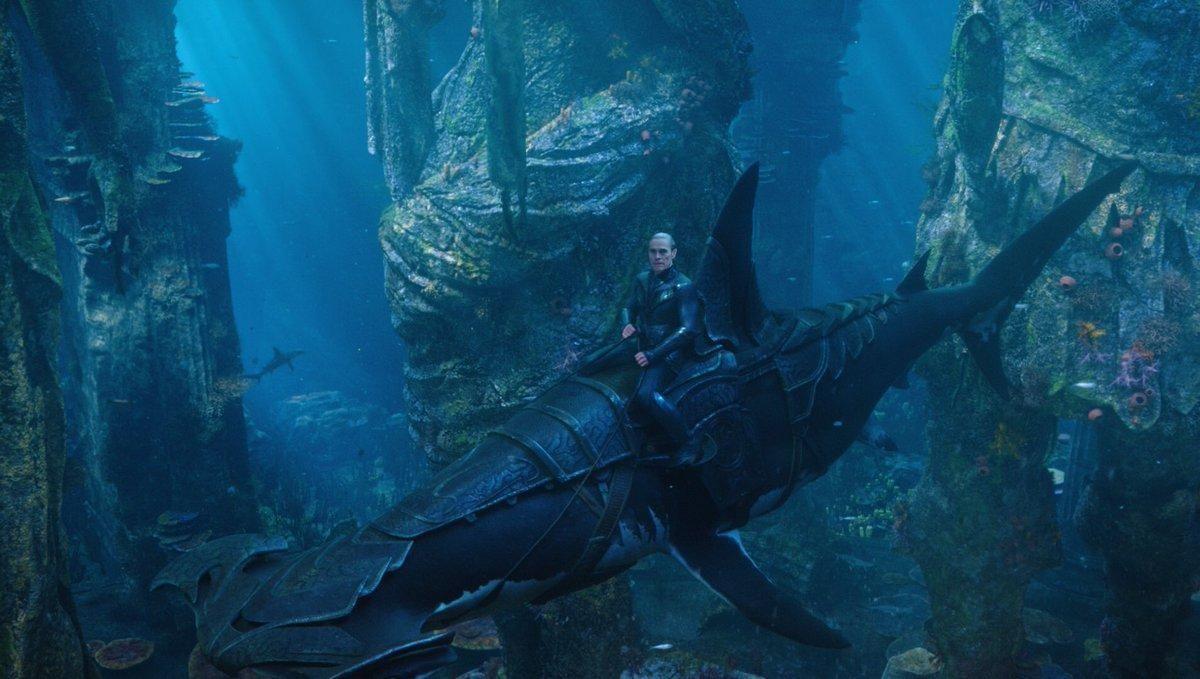 Willem Dafoe in Aquaman (2018)