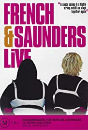 French & Saunders Live Poster
