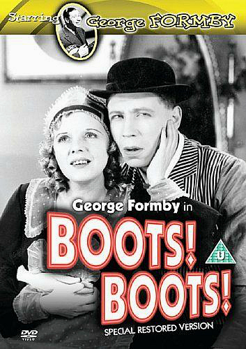 Tonie Forde and George Formby in Boots! Boots! (1934)