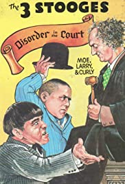 Disorder in the Court Poster