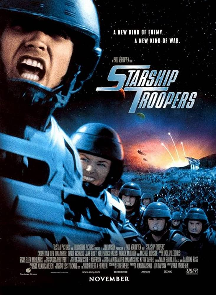 Starship Troopers: Las brigadas del espacio